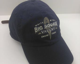 Big Squaw Valley Snow Trek Dad Hat