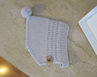 Belle Bonnet (2-6 Months) **READY TO SHIP**