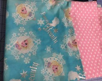 Elsa pillowcase