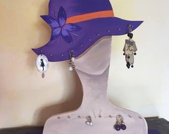 Lady jewelry box