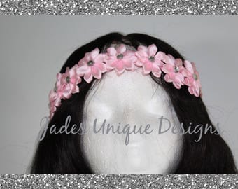 Handmade Floral Headbands