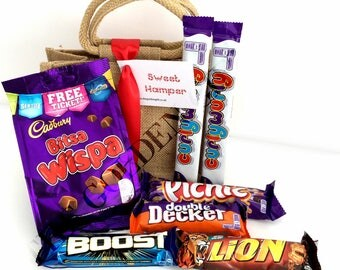 Chocolate Gift Bag - great Gift  for all Occasions - Sweet Hamper