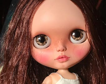 Custom Blythe Dolls For Sale by Story, Custom Blythe (Bohemian Peace)