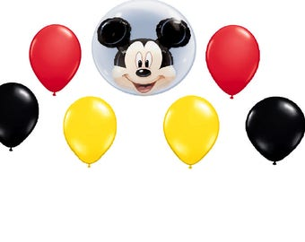 "22"" Mickey Mouse Balloon Bouquet"