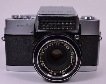 Vintage Minolta ER Compact Camera 1960s