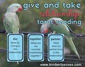 Give & Take 3-card Relati...
