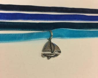 Sail Away Choker