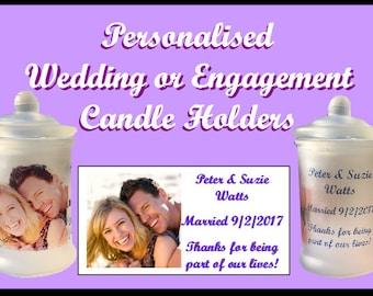 Personalised Wedding or Engagement Gift