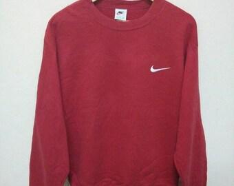 Nike sweatshirt sweater jumper pullover small logo
