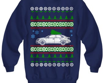 Audi S3 Ugly Christmas Sweater shirt xmas a4 s3 s5 german euro stance turbo