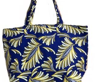 Beautiful African Fabric bag