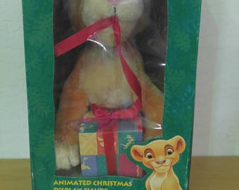 Disney Lion King Kiara Christmas Display Figure
