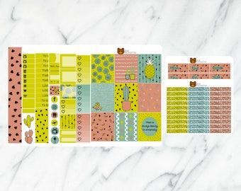 Simplicity Planner Stickers Erin Condren