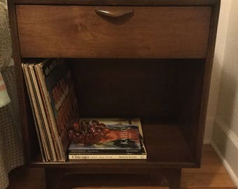 Mid Century Nightstand by Lane