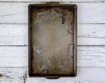 Weathered Cookie Sheet-Food Photography Props