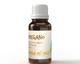 Oregano Essential Oil- 15ml