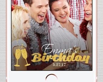 Gold Birthday Snapchat Filter, Birthday Snapchat Geofilter, Birthday Snapchat, Birthday Geofilter, Birthday Filter, Birthday Snap Chat