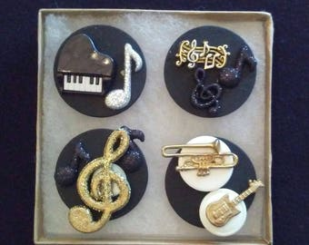 Music Magnets