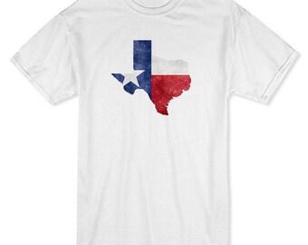 Texas Flag Texas State  Men's T-shirt