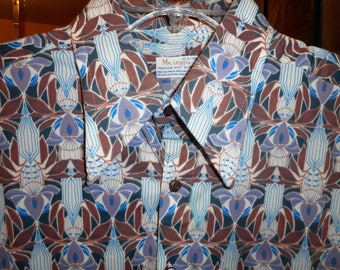 Vintage Shirt 60's or 70's  Size Large    by MR LEGGS