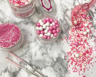 SALE Circus frosted sprinkle system