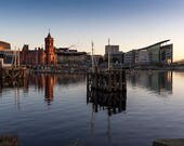 Cardiff Bay Reflections...