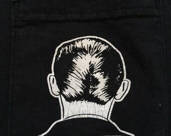 whimsical barbershop quartet circa 1950 39 s collage sheet. Black Bedroom Furniture Sets. Home Design Ideas