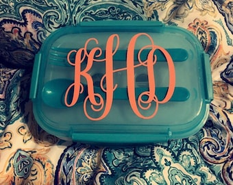 Personalized On-The-Go Lunch Dish