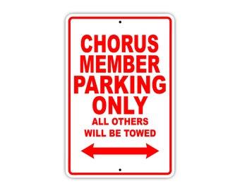 Chorus Member