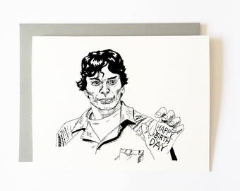 richard ramirez birthday card
