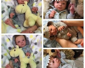 Custom Reborn Baby Special! Fully completed! Pics are not what you receiving.