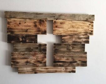 XL Wooden Cross - 3' x 2' (inc. shipping)