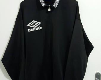 Vintage 90s Umbro sports jacket size s.