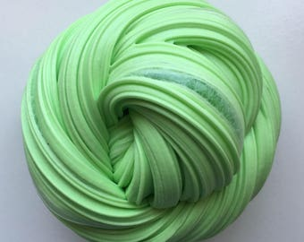 Sour Apple Laffy Taffy Slime