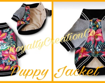Puppy Swag Jackets