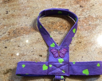 Dog harness no choke  small