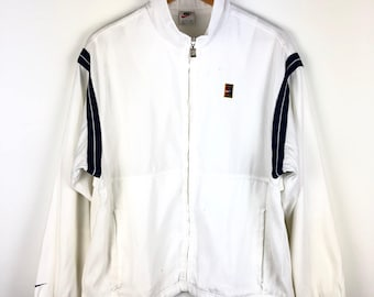 Vintage Nike tennis trainer jacket | S size | Very good condition