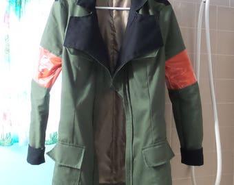 Custom Voltron Lance Cosplay Jacket