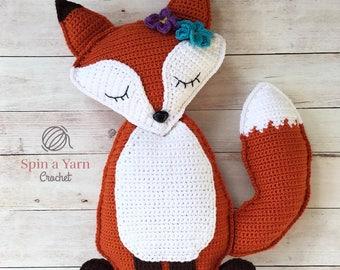 Ragdoll Fox Crochet Pattern