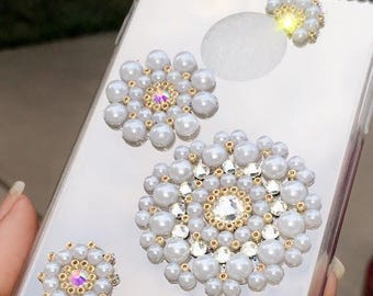 Diamond & Pearls (iPhone 7) case