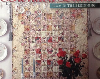 BOOK: Blended Quilts From In The Beginning - Marsha McCloskey Sharon Evans Yenter