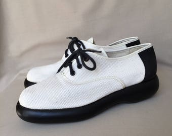 Chunky loafers / chunky shoes / platform shoes / platform sneakers / 90s shoes / rave shoes / 90s outfit / canvas shoes / summer shoes