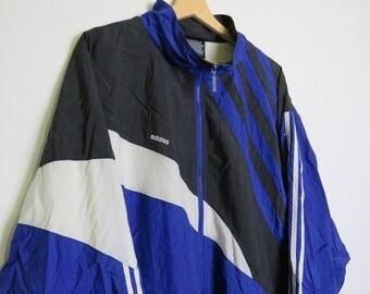 ADIDAS 90s windbreaker jacket