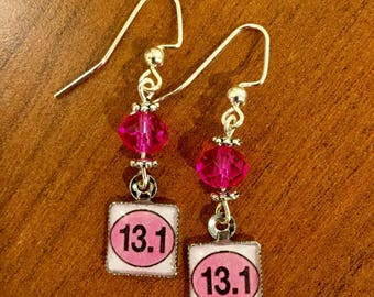 13.1 Beaded Dangle Earrings