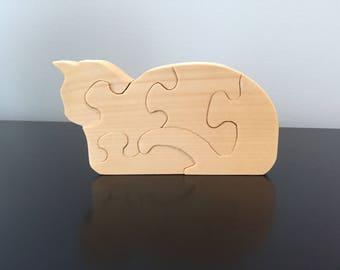 Cat puzzle 5
