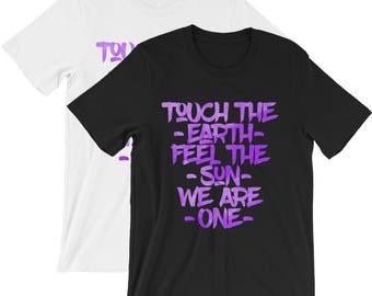 We Are One Tee. Disney's Animal Kingdom Rivers Of Light Inspired Shirt.