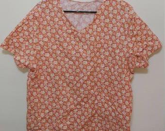 Grandma's Favorite - Hand Sewn Tee Shirt