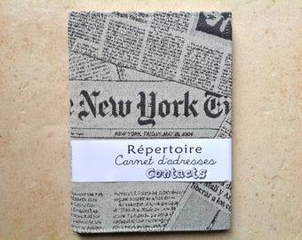 "Directory - Address book ""New York"""