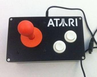 Atari Pro CX-1000 Arcade Joystick!!  Atari 7800/2600