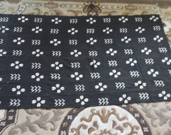 Handmade decorative mudcloth